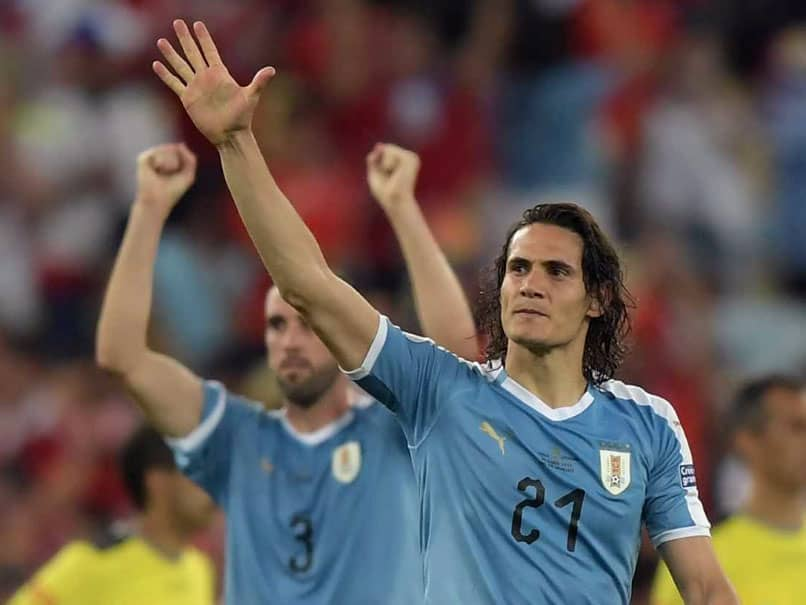 "Copa America: Edinson Cavani Praises Uruguays ""Attitude"" And ""Mentality"" In Chile Win"