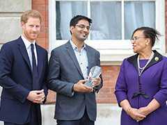 Indian-Origin Engineer's Breathing Device For Infants Wins UK Award