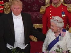 Did Donald Trump Break Royal Protocol By Touching The Queen?