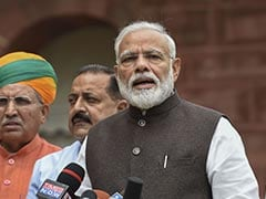 """Forget Numbers, Your Every Word Valuable"": PM Reaches Out To Opposition"