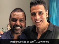 Raghava Lawrence Is 'Back On Board' As Director Of Akshay Kumar's <I>Laxmmi Bomb</I>
