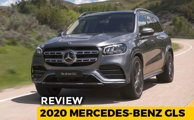 Video : 2020 Mercedes-Benz GLS Review