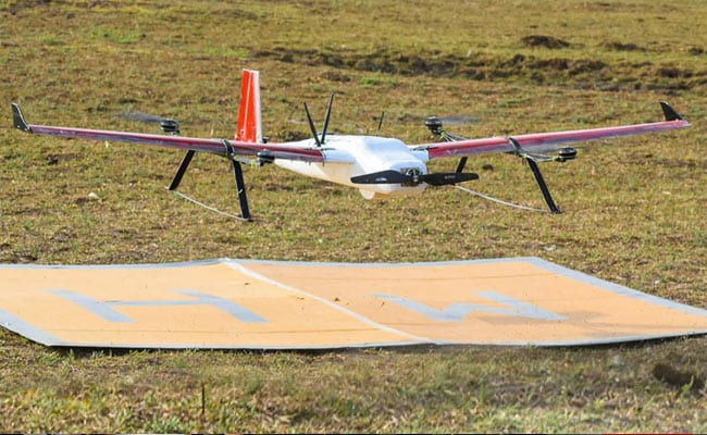 Drones Being Used In Kanpur To Monitor Traffic, Aims To Prevent