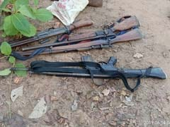 German-Made Assault Rifle Found After Maoist Encounter In Chhattisgarh