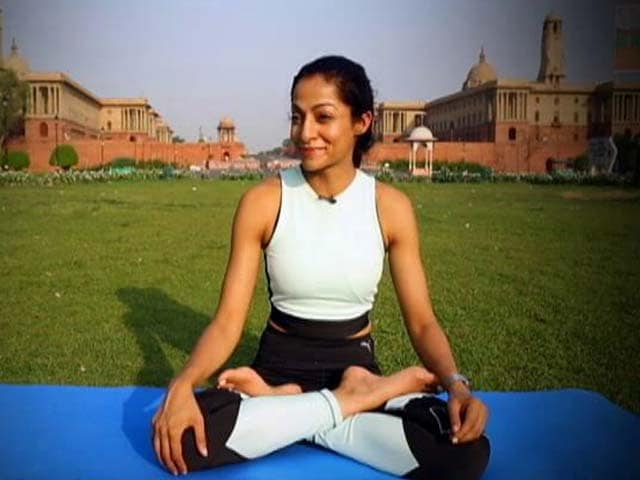 Video : A Techie Way to Yoga