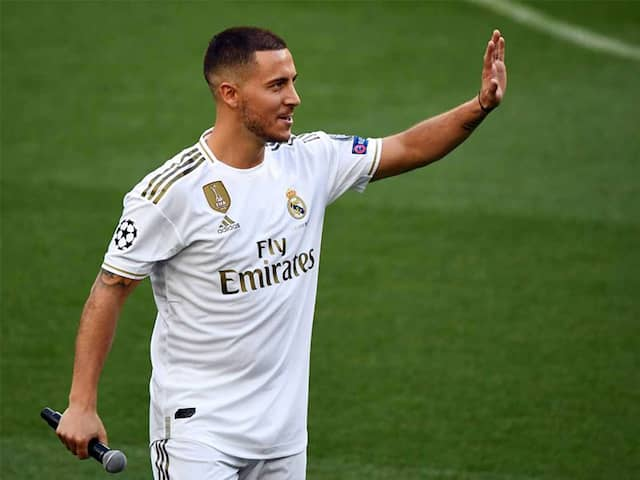 """Eden Hazard Wants To Become Real Madrid """"Galactico"""""""