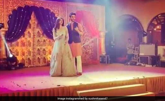 सुष्मिता सेन ने भाई की शादी में बॉयफ्रेंड संग झूमकर किया डांस, अब Video हो रहा है वायरल