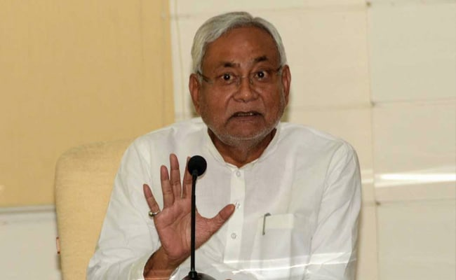 Bihar To Seek Financial Help From Centre For Flood Damage: Nitish Kumar
