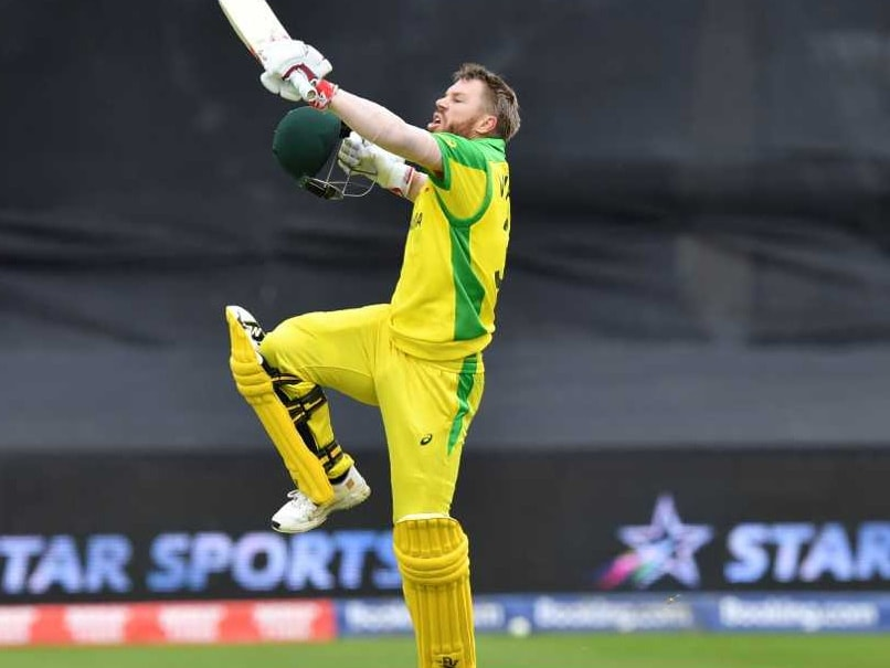 David Warner Century Powers Australia To 41-Run Win Over Pakistan