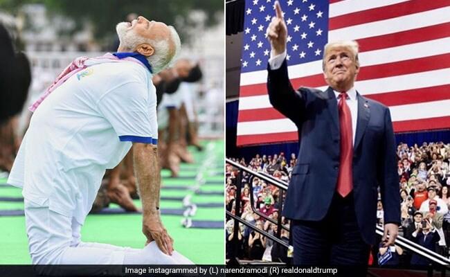 इस बॉलीवुड एक्ट्रेस को पीएम नरेंद्र मोदी नहीं अमेरिकी राष्ट्रपति डोनाल्ड ट्रंप का योग है पसंद, बताई ये वजह