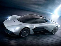 Aston Martin Valhalla To Be Featured In The Upcoming 25th James Bond Movie
