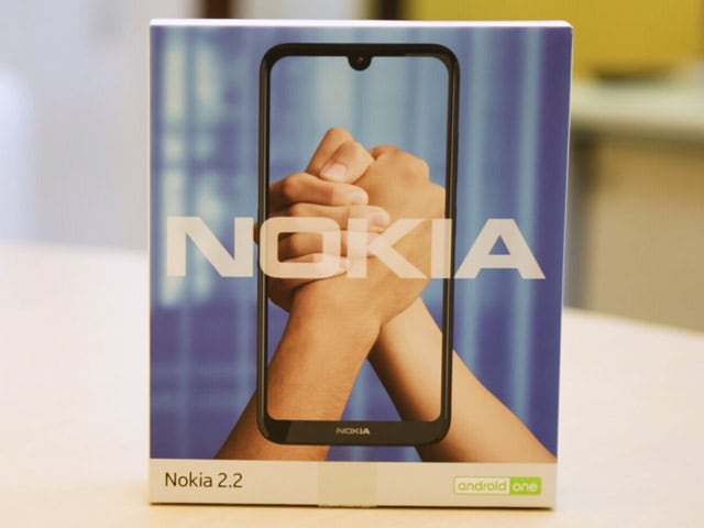 Video : Nokia 2.2 Unboxing And First Look - Price In India, Features, And Key Specs