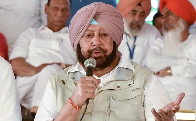Will Push For Settling 'Proclaimed Offenders' Cases: Amarinder Singh
