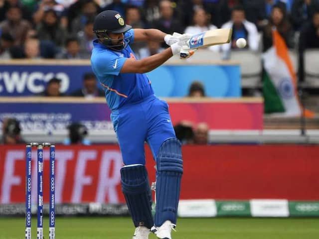 What Rohit Sharma Answered To Pakistani Journalists Question