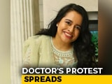 "Video : ""Deeply Ashamed,"" Says Kolkata Mayor's Daughter, A Doctor"