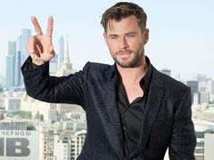 <I>MIB: International</I> Star Chris Hemsworth's 'First Job Was Cleaning Breast Pumps'