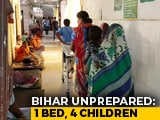 Video : Nitish Kumar's First Visit Today To Encephalitis Ground Zero, Toll 126