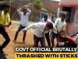 Video : After Akash Vijayvargiya, Satna BJP Leader Accused Of Assaulting Official