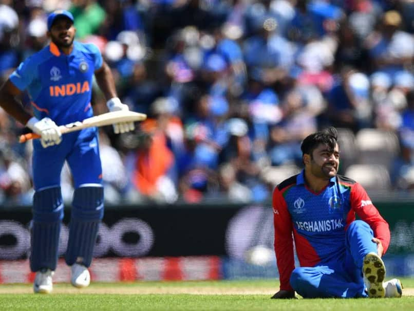 Afghanistan Skipper Frustrated With Rashid Khans Poor Show At World Cup 2019