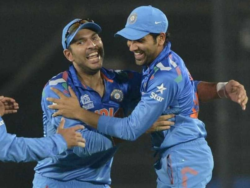 """""""You Deserved A Better Send-Off"""", Says Rohit Sharma. Yuvraj Singh Responds"""