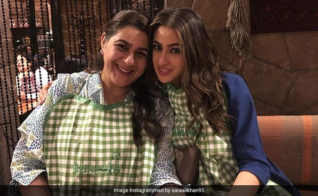 Sara Ali Khan opens up on her weight loss journey