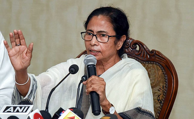 Will Bounce Back In 2021 Assembly Polls: Mamata Banerjee To Party Leaders