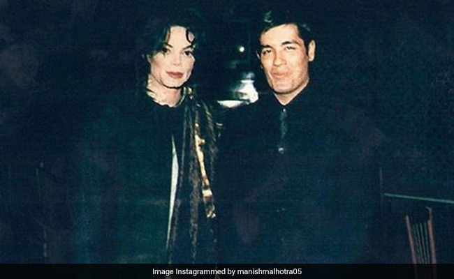 'Memorable Moment' With Michael Jackson, As Remembered By Manish Malhotra