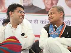 In Sachin Pilot vs Ashok Gehlot, How Numbers Stack Up