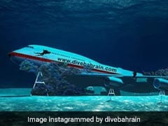 This Country Will Sink An Airplane For Underwater Theme Park