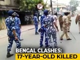 Video : 2 Killed In Clashes Near Kolkata, BJP Plans Report To Amit Shah