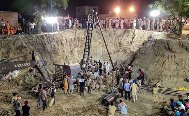 'Daylight Murder' Tweets Sukhbir Badal As Boy Dies In Borewell: 10 Points