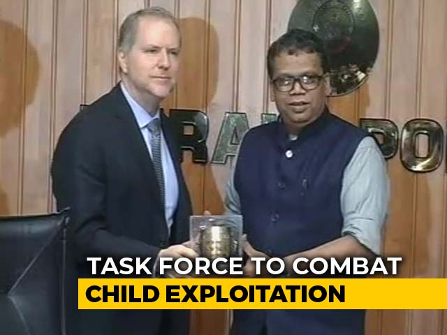 Video : In A First For India, Kerala Cops, Interpol Team Up To Fight Child Abuse