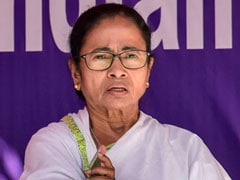 "Mamata Banerjee Behaving Like ""Anti-National"", Says Bengal BJP"