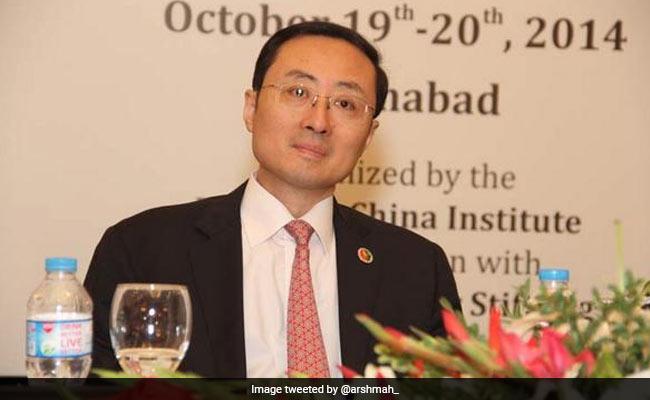 चीन ने सुन वीदोंग को भारत में अपना नया राजदूत नियुक्त किया