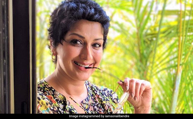 Sonali Bendre's Aqua Therapy Session 'Isn't As Easy As It Looks'