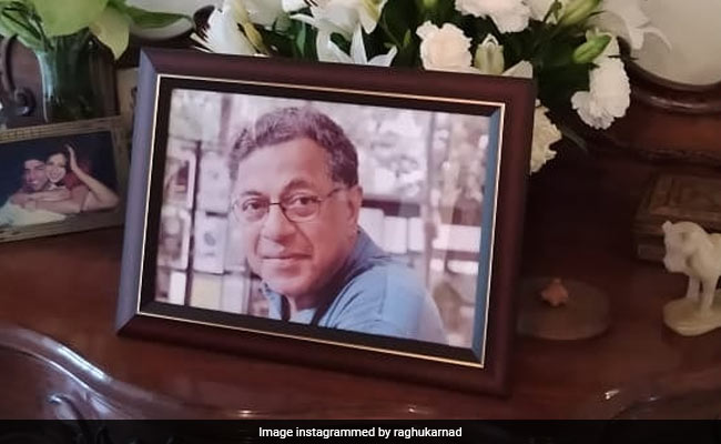 'That Was The Man I Loved': Raghu Karnad On His Father, Girish Karnad