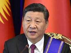 """Anyone Who Attempts To Split China Will Perish"": Xi Jingping"