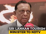 Video : PM Modi's Visit After Easter Bombings Helped Sri Lanka Tourism: Minister