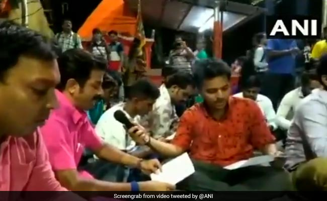 Bengal: BJP Youth Wing Takes To Hanuman Chalisa To Counter