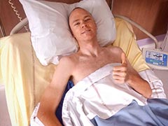 Chris Froome Thanks Supporters After Horror Crash