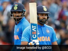 India vs Pakistan Live Score, World Cup 2019: India Cross 150-Run Mark, Rohit Sharma Moves Into 90s