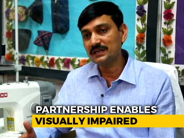 Video: USHA Silai School Gives A New Vision To The Life Of Visually Impaired