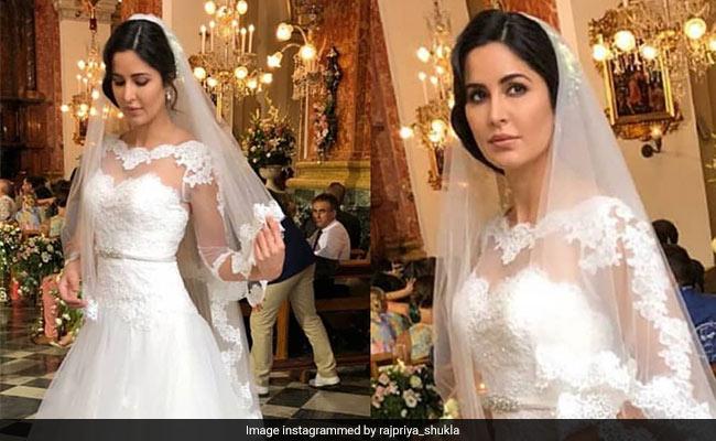 क्या शादी के बंधन में बंधने को तैयार हैं Katrina Kaif? ब्राइडल लुक में Photo हुई वायरल