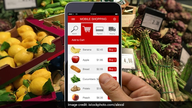 Altering Default Orders May Lead To Online Shoppers Choosing Healthier Foods