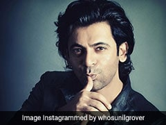 <I>Bharat</i>: 'Desperate To Get Noticed,' Sunil Grover 'Mimicked' Ajay Devgn Once