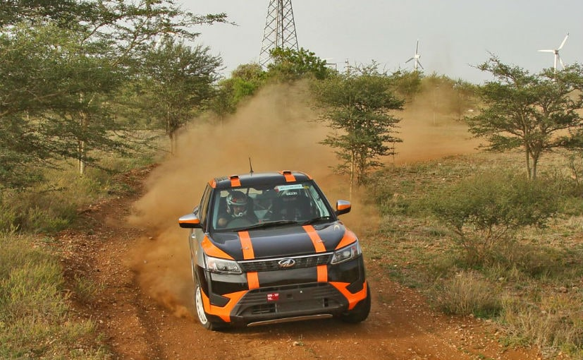 The 2 Mahindra Super XUV300s have been developed by Arka Motorsport