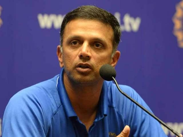 Rahul Dravid Appointed Head Of National Cricket Academy