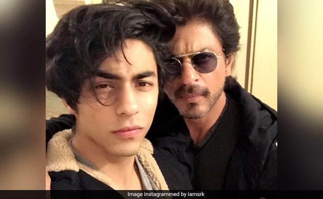 Shah Rukh Khan And Son Aryan Will Dub For Mufasa And Simba In The Lion King. So, Hakuna Matata