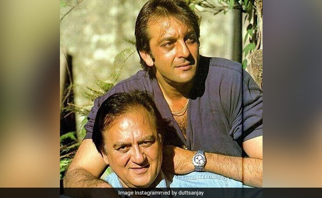 Sanjay Dutt Dedicates His First Marathi Production Baba To Sunil Dutt