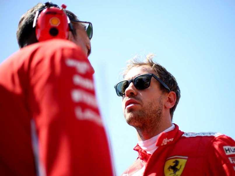 Ferrari Drops Appeal Against Sebastian Vettel Penalty